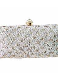 Women's Fashion Animal Print Fabric Party Clutch Purse