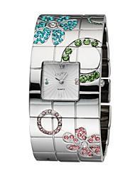Жен. Японский кварц - Часы-браслет - Аналоговый -