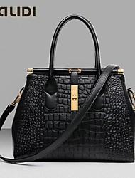 Falidi® Women'S European And American Fashion Wild Crocodile Pattern Handbag Shoulder Portable