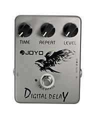 JOYO JF-08 гитара цифровой задержки эффекта педали верно байпас