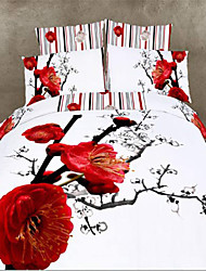 3D Bedding Set Bed Cover Duvet Cover Sets Linens Bed In A Bag Comforter Sets Bedclothes