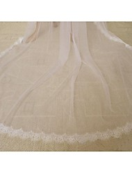 The Bride Wedding Veil Christine Fan With Its Premium Eyelash And 3 m Veil TS920