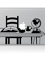The Desk Design Decorative Skin Sticker  for MacBook Air/Pro/ Pro with Retina Display