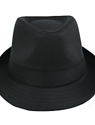 Unisex Cotton/Polyester Fedora Hat , Party/Casual All Seasons