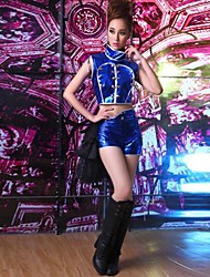 Halloween/Carnaval - para Mujer - Uniformes - Disfraces - Top/Pantalones cortos -