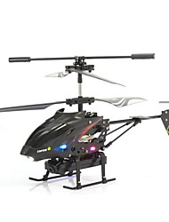 00051 3.5CH Radio Control Helicopter with Camera Aerial Photography Ruggedness and Gyro