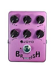 JOYO JF-16 British Sound Marshall Amp Sim Guitar Effect Pedal