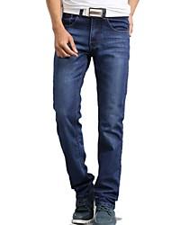 Men's Fashion Jeans,2015 New Arrival,100% Cotton,Retail Dark Vintage Jeans Pants 962