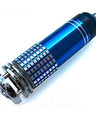 12v genuína de mini cigarro do carro auto ar fresco iônica de oxigênio purificador ionizador bar ozônio limpador