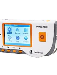 guérir couleur vigueur p numérique rincer 180b ECG ECG électrocardiogramme cardiaque portable surveiller ver anglais.
