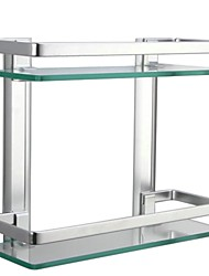 Plataforma de Vidrio Contemporáneo - Montura de Pared