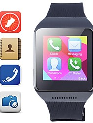 "Aoluguya O7 GSM Smart Watch Phone w/ 1.54"" IPS, 0.3MP Camera, Pedometer, Anti-lost (Assorted Colors)"