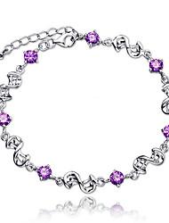 Yiyuer Women's Vintage 925 Silver Bracelet