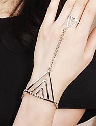 Bracelet Bracelet de survie Alliage Mariage / Soirée / Quotidien / Décontracté Bijoux Cadeau Doré / Argent,1pc