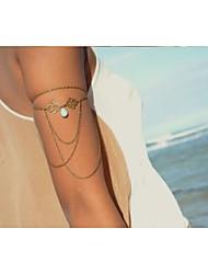 Women's Jewelry Sexy Turquoise Tassel Arm Chain