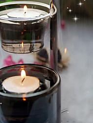 manchas gris sencillo candelabro aromaterapia