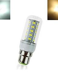 12W B22 Lâmpadas Espiga T 36 SMD 5730 864 lm Branco Quente / Branco Frio AC 220-240 V 1 pç