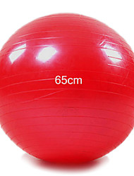 Women's Extrude Lose Weight Professional Yoga Ball 65CM (Random color)