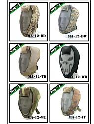 "MA-12-02 Face Steel ""Striker mask"" Gen3 Metal Mesh Full Face Mask"