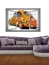 3d Stickers muraux stickers muraux, voiture décoration vinyle stickers muraux