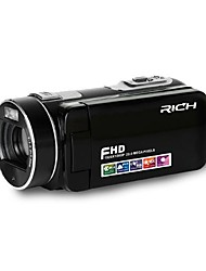 "RICH HD-800 HD 1080P Pixels 13 Mega Pixels 16X zoom 3""LCD Screen Full HD Digital Camera Camcorder"