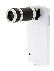 Mobile Phone Telescope 8X for Galaxy S5 with Back Case