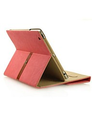 Apfel iPad Air - Smart-Covers/Folio Cases/Envelope Cases (Gewebe , Rot/Blau/Braun/Rosa/Grau) - Einfarbig/Spezielles Design