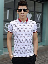 Banuo Men's Fashion Casual Short Sleeve T-shirt
