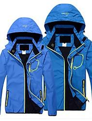 TopsImpermeable/Transpirable/Resistente a los UV/Secado rápido/Resistente a la lluvia/Listo para vestir/Resistente al Viento/Capilaridad/A Prueba de
