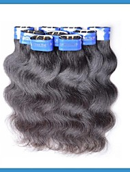 "Wholesale Brazilian Human Hair Body Wave 10pcs20""+10pcs22"" Grade4A Color1B"