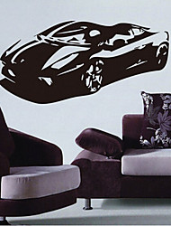 окружающей среды съемный автомобиль ПВХ стикер стены