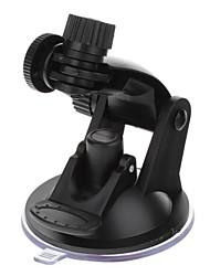 H01B 220 grados soporte de ventosa rotación para móviles, gps (negro)