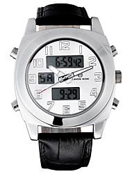 Relogio Watch Men's Casual Dress Watches Multifunction Clock Men LED Display Quartz Wristwatch