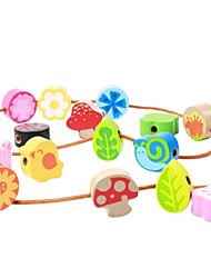 BENHO Forest Beads Wooden Baby Education Toy