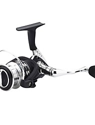 YFY SF1500 5.1:1 9 Stainless Steel Bearings and One-way Clutch Bearing Aluminum Spool/Handle/Knob  Spinning Reels