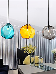 MAISHANG® Pendant, 3 Light, Italy Style Transparent Electroplating