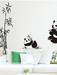 Animals Botanical Cartoon Still Life Fashion Fantasy Wall Stickers Plane Wall Stickers Decorative Wall Stickers Material RemovableHome