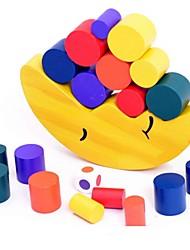 legno luna bilanciamento gioco giocattolo educativo