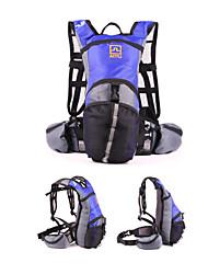 aotu Waterproof/Multifunctional Cycling Backpack Camping & Hiking/Climbing/Cycling 13 L Red/Blue/Orange Nylon