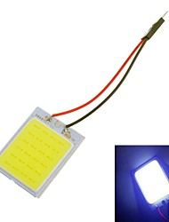 Car Modification Accessories COB 4W LED License Plate Light Reading Light (12V)