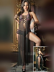 Women's Sheerly Seductive Sexy Gown