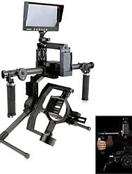 steady-cam wieldy hd-8800 3 assi fotocamera cardanico dslr stabilizzatore 5D2 5D3 D800 D810 a7 etc