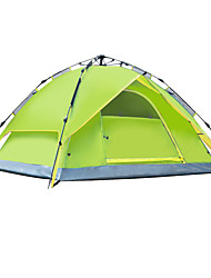 AOTU 2 persons Tent Double Automatic Tent Camping Tent >3000mm PolyesterMoistureproof/Moisture Permeability Waterproof Rain-Proof