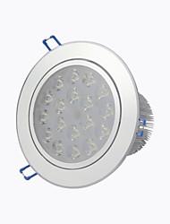 18W LED Deckenstrahler Eingebauter Retrofit 18 High Power LED 1440 lm Warmes Weiß / Kühles Weiß Dekorativ AC 85-265 V 1 Stück