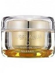 missha celular Super Aqua renovar caracol 47 ml de crema