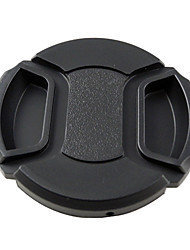 MENGS® 52mm Snap-On Lens Cap Cover With String / Leash For Nikon Canon And Sony