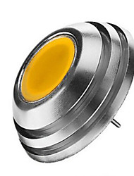 1 pcs g4 2w 1led x mazorca 120-150 lm 2800-3500 / 6000-6500 k blanco caliente / fresco blanco luces dc 12 v