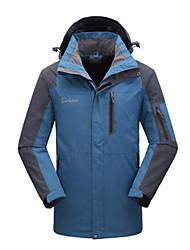Tops/Chaqueta/Chaquetas de Ski/Snowboard/Paravientos/Jerseyes/Personalizada ( Verde/Rojo/Azul ) -