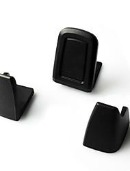 ajustable del sostenedor del soporte magnético salpicadero de un coche Mini teléfono móvil ángulo de soporte universal 3pcs para todas las