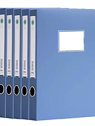 2inch A4 File Document Folder Holder Organizer Business Office Box